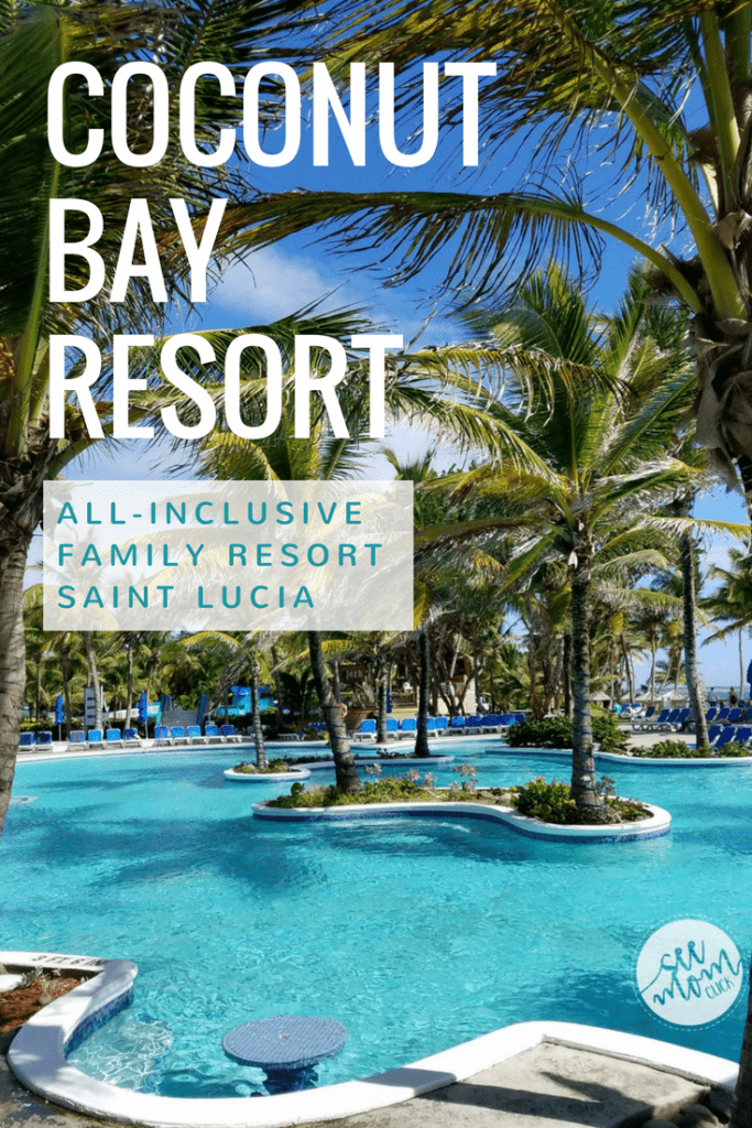Looking for an all-inclusive family-friendly resort in Saint Lucia? Check out Coconut Bay Resort St. Lucia. review This is an amazing family travel destination with pools, a water park, gorgeous beaches and more!