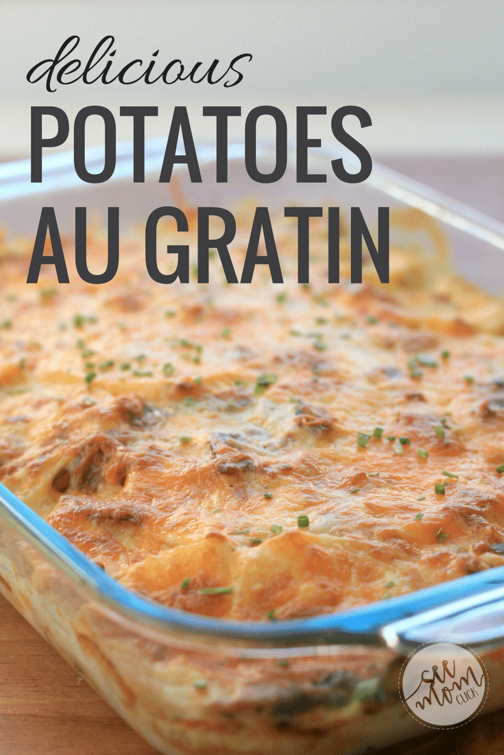 Delicious Potatoes Au Gratin Recipe