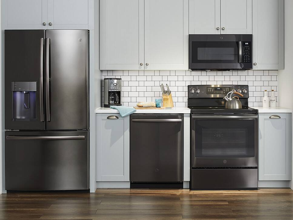 Black stainless appliances are all the rage for today's modern kitchen. Here's why we love it and where you can find a nice selection to spruce up your home's hub of activity.