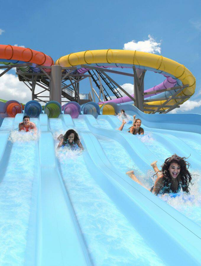 Two New Water Rides at Hersheypark In 2018