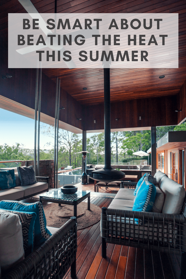 I'm sharing a few tips to help you be smart about beating the heat this summer. Being proactive is always better than being reactive when it comes to comfort! #summertime #homerepair #homecare #sears#HouseExperts #SearsHVAC