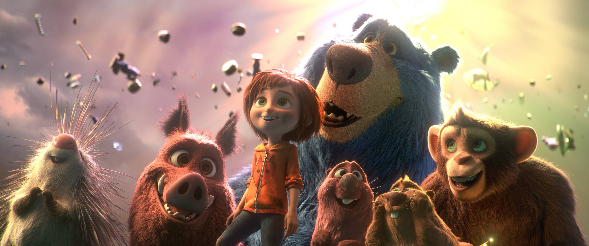 Check out the new WONDER PARK trailer! This family-friendly film looks so fun and sweet. It hits theaters March 15, 2019!