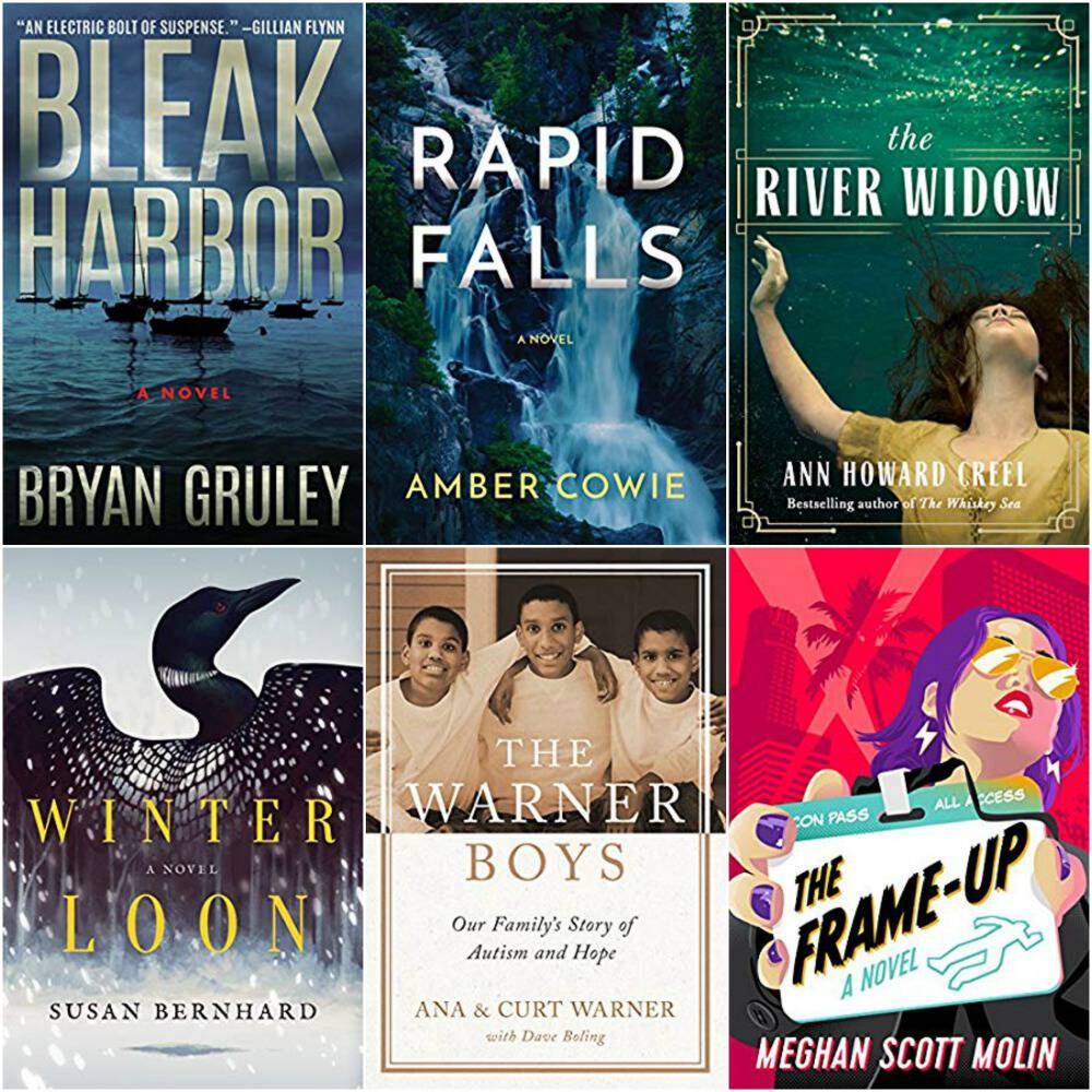 november 2018 amazon first books