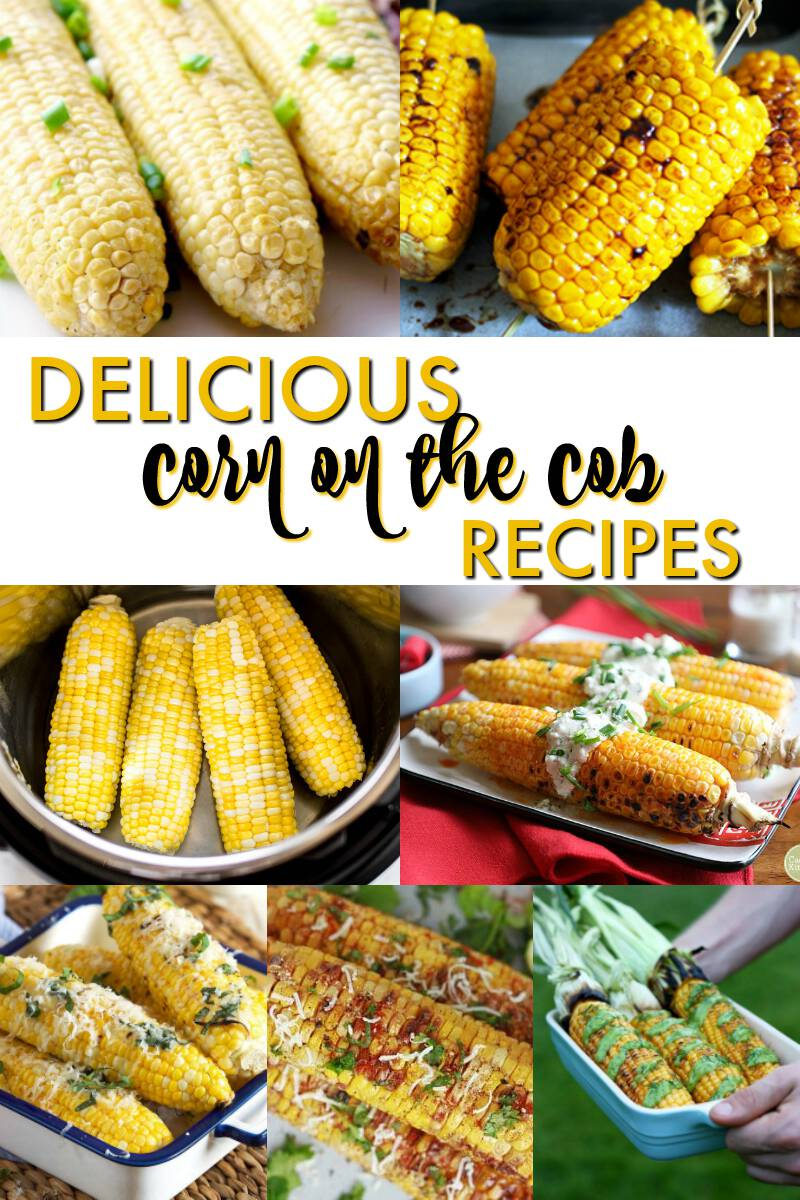 Did you know there were so many ways to cook corn on the cob? Grab it cheap while it's in season, and try some of these unique recipes this summer!